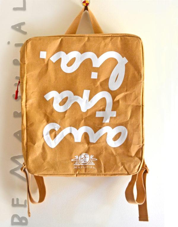 Australian themed backpack