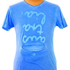 Be Marsupial blue t-shirt print Australia