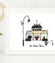 St Kilda Pier print - 3 sizes available