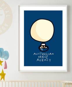 australian space agency nursery