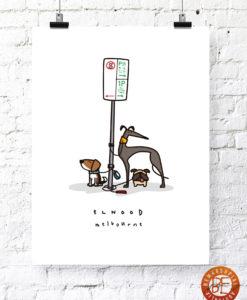 elwood dogs - minimalist style