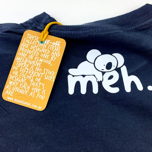 Meh t-shirt One off Collection