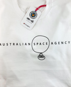 Australian Space Agency design exclusive piece of the One Off collection by Be Marsupial