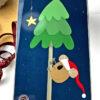 koala christmas tin box for your christmas cookies, gifts, candies