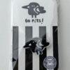 footy pin go magpies