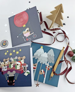 Stockies Christmas cards assortment
